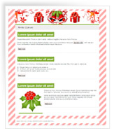Download eye-catching free Email Templates
