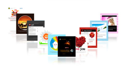 15 Plantillas de email gratis de Neuron Web Agency
