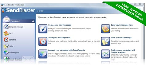 Download free newsletter software