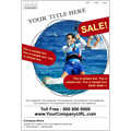 email marketing sale advertisement template