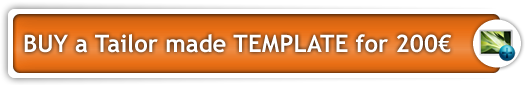 Buy a tailor made template for SendBlaster bulk newsletter software