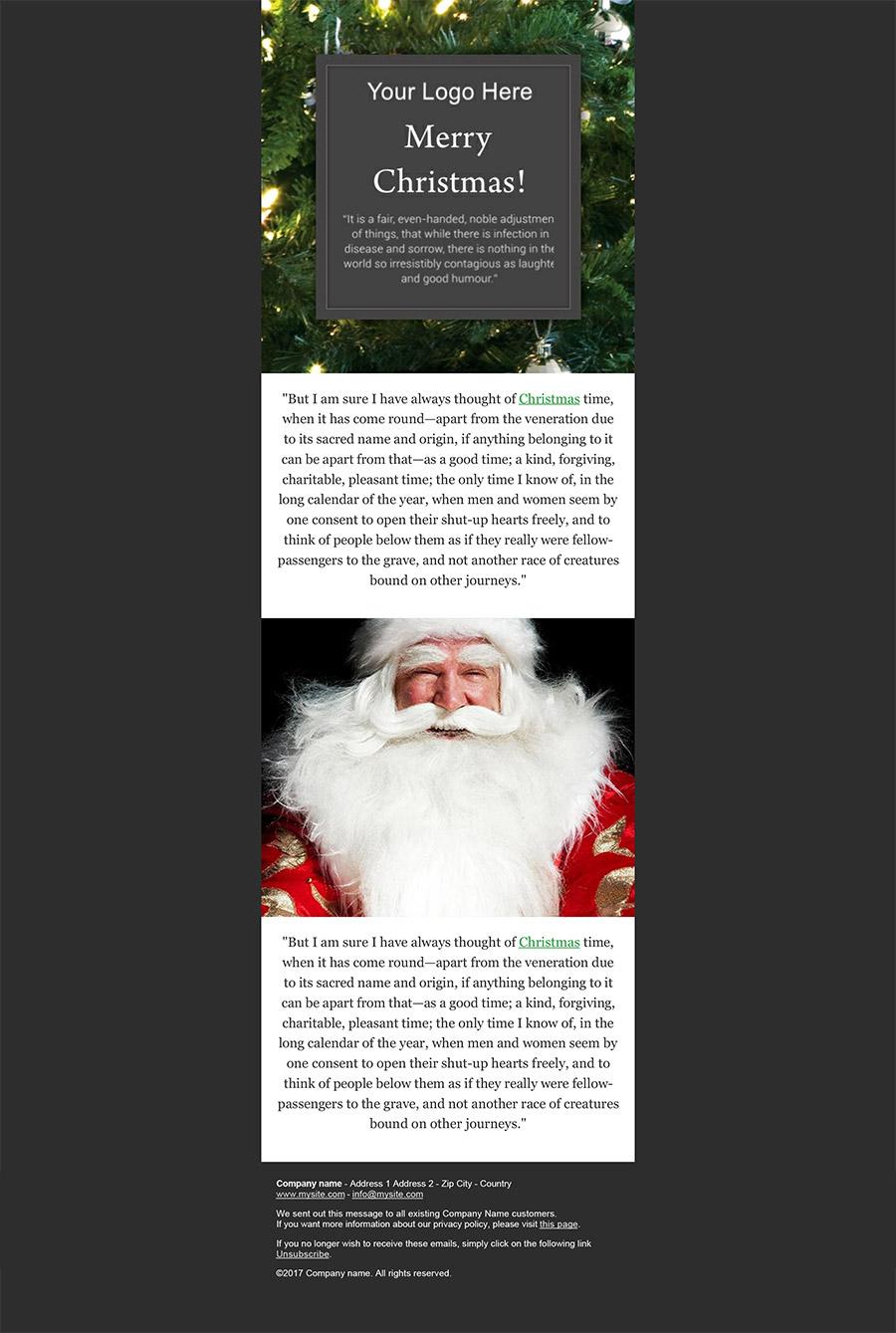 Weihnachts-Vorlagen 2017: Gestalten und versenden Sie Ihre ...