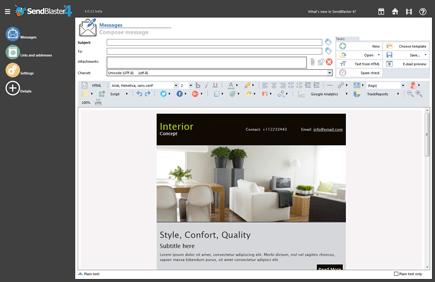 Creëer effectieve e-mails