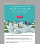 Newsletter Christmas Templates